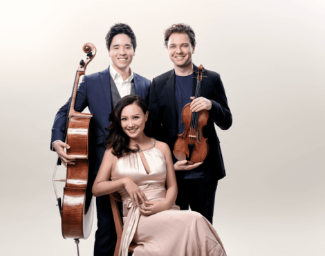 Beethoven Triple Concerto with the Hong Kong Sinfonietta: November 16