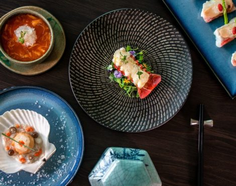 Bird's Nest Dim Sum and Seasonal Specials at Hotel ICON: Through Dec 31