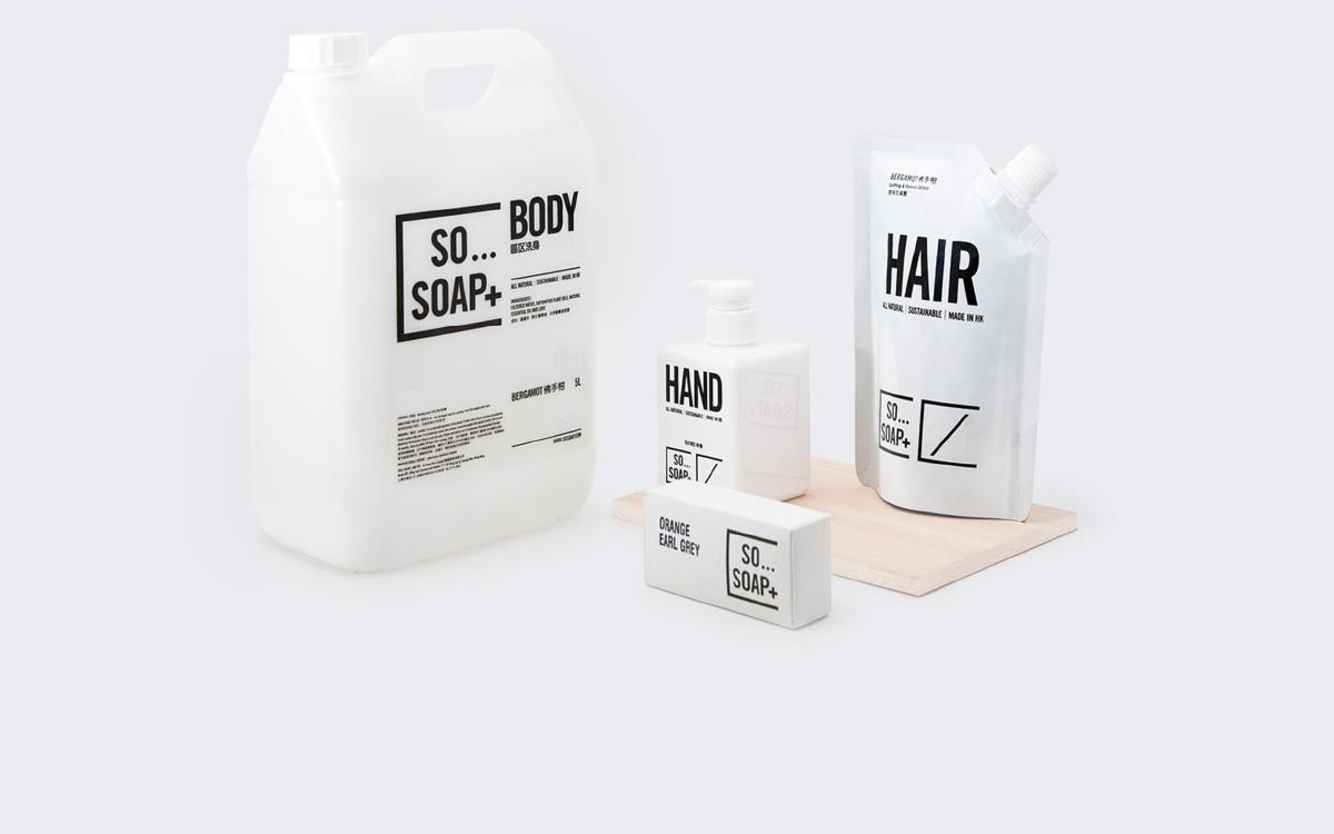 So... soap!