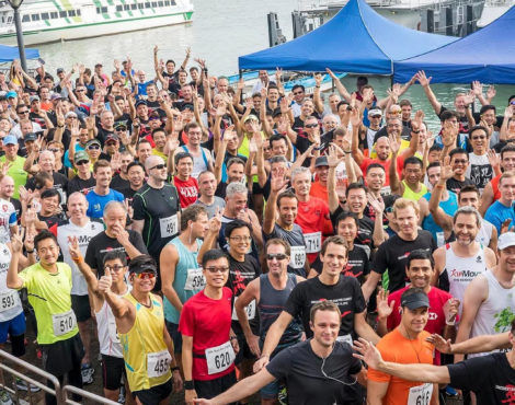 Run for a Cause: Discovery Bay 10K Run for Charity: December 7