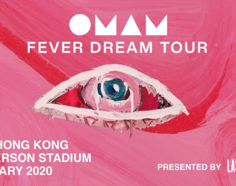 Of Monsters and Men Fever Dream Tour: January 14