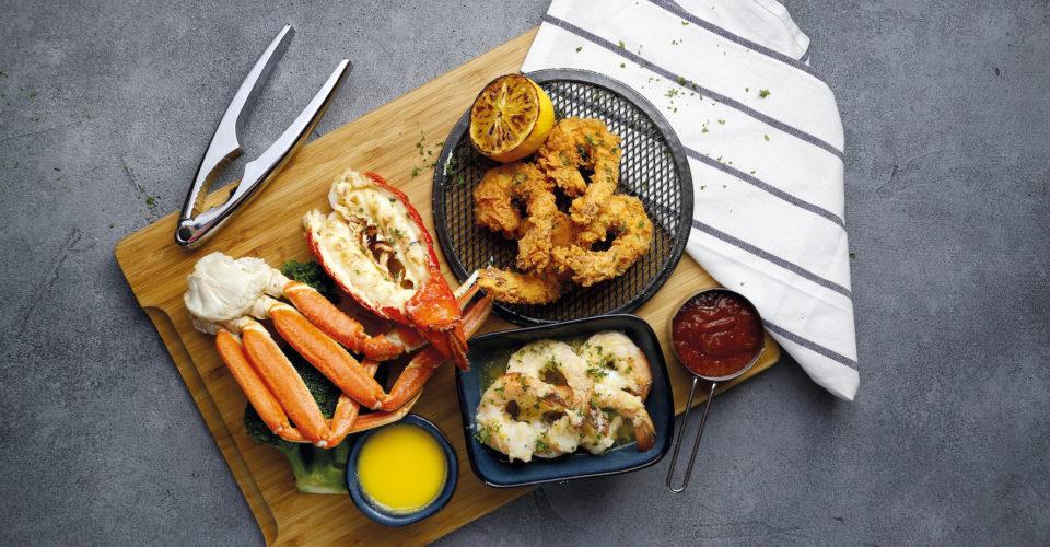 Red Lobster HK_Ultimate Feast (HK$338)