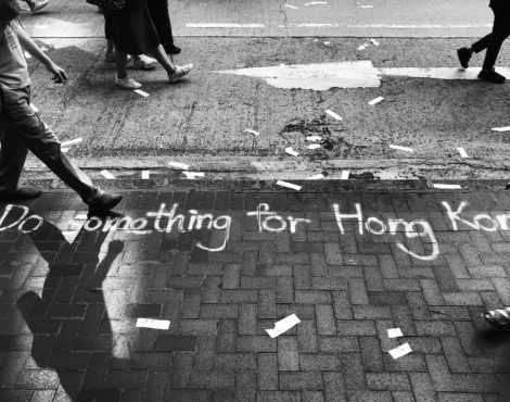 Canto Slang 101: Liberate Hong Kong, Revolution of Our Times 光復香港,時代革命