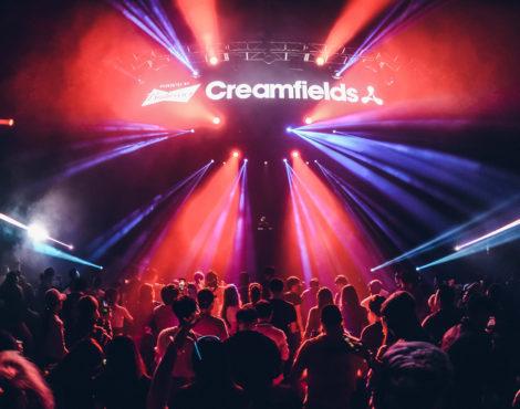 Turn It Up: Creamfields 2019: December 28-29