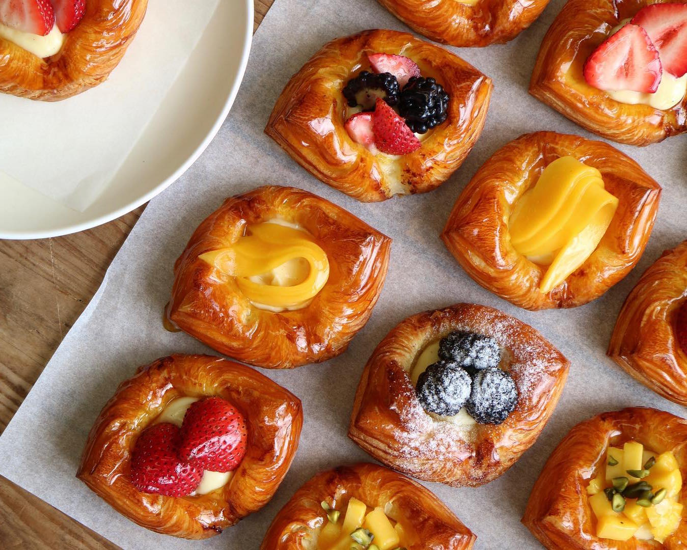 Bakehouse is one of our pics for best French bakeries in Hong Kong