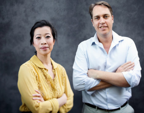 Dishin' the Dirt: Woolly Pig Hong Kong's Chris Woodyard and Bronwyn Cheung