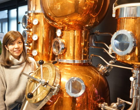 Hot Seat: Dimple Yeun of Two Moons Distillery