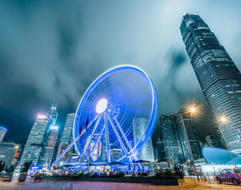 Experience the Best of Hong Kong with HKisON.com!