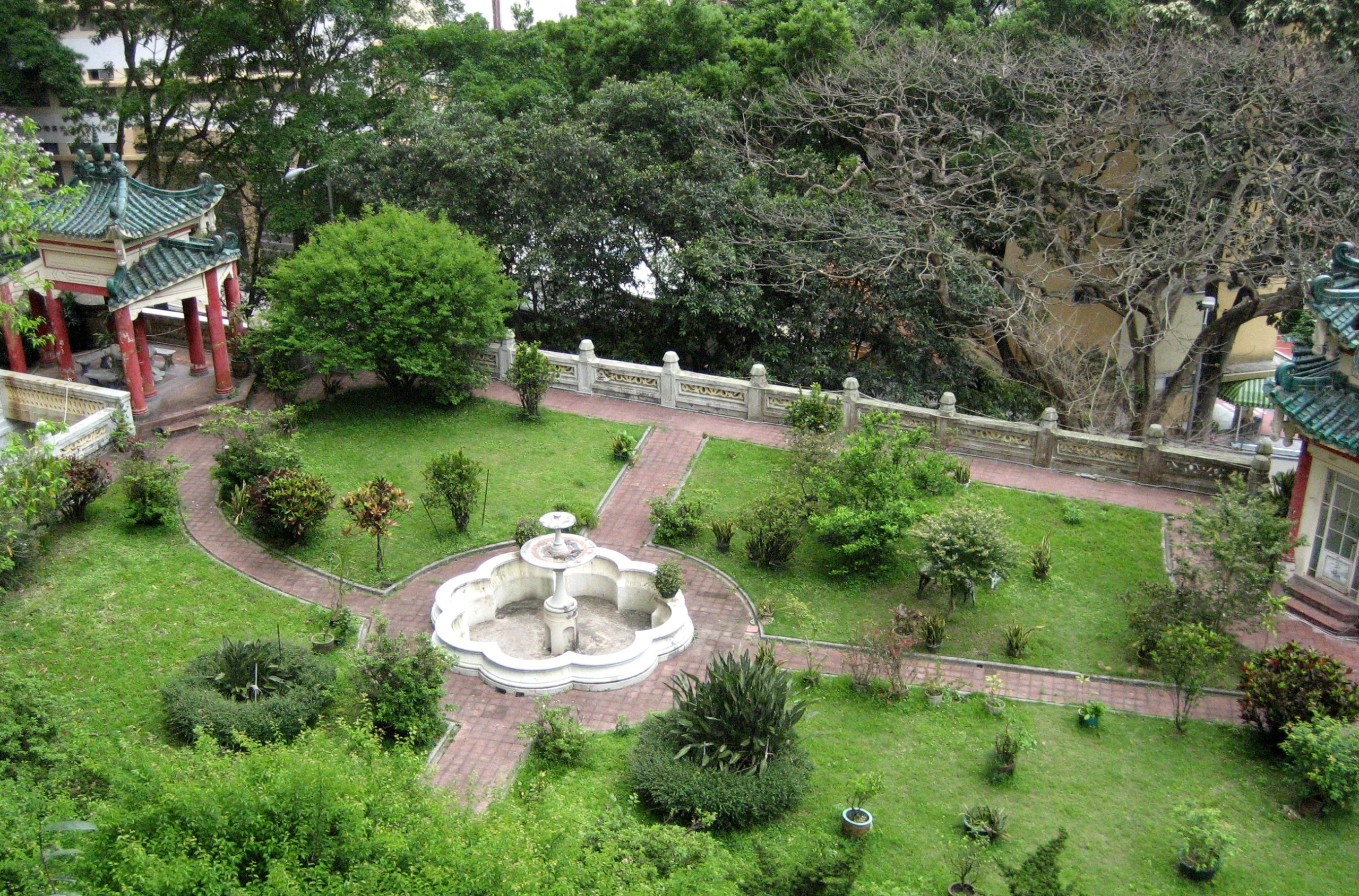 Hong Kong's most unique historical sites Har paw mansion