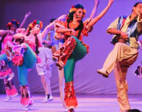 The National Folkloric Dance Troupe of Egypt: January 22-23