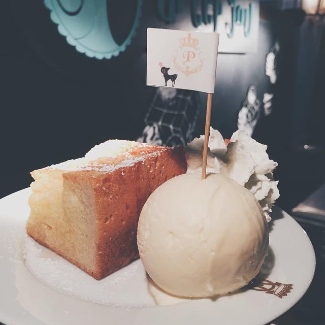 eleven Bangkok Shibuya honey toast
