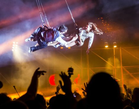 Fuerza Bruta: Look Up Hong Kong: May 12-24, 2020
