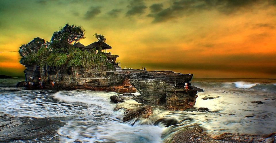 Bali by Kenny Teo, Tanah Lot Sunset