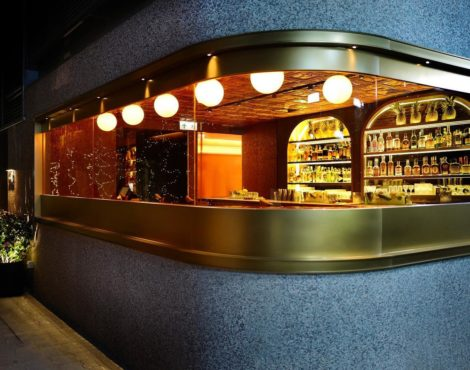 Spotlight: The Diplomat is the Newest Speakeasy in Central