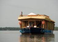 这可能是喀拉拉邦回水中最豪华的船屋