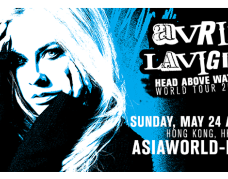 Avril Lavigne: Head Above Water World Tour: May 24