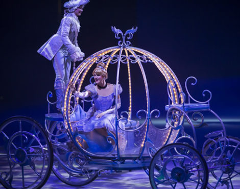 [Cancelled] Disney On Ice: Live Your Dreams: February 19-23
