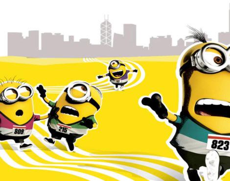 Ba-na-na! Minions Run: February 23
