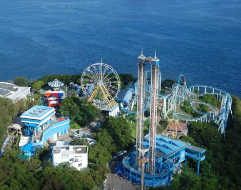 Ocean Park to add 20 new attractions by 2027