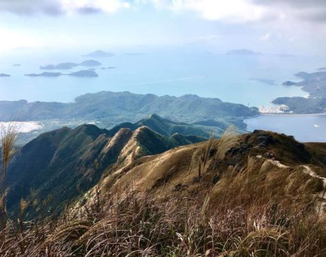 [Cancelled] Climb Higher at Trans Lantau 2020: February 28