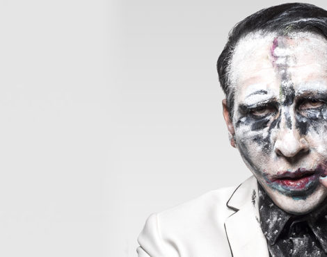 [CANCELLED] Marilyn Manson Live in Hong Kong: March 18