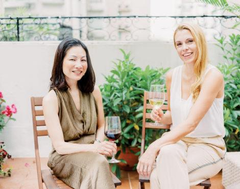 Next Up: Amy Powell & Christina Lau Tam of Toasst