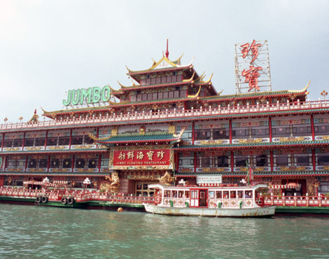 Iconic Floating Restaurants Jumbo Kingdom Closes After 40 Years