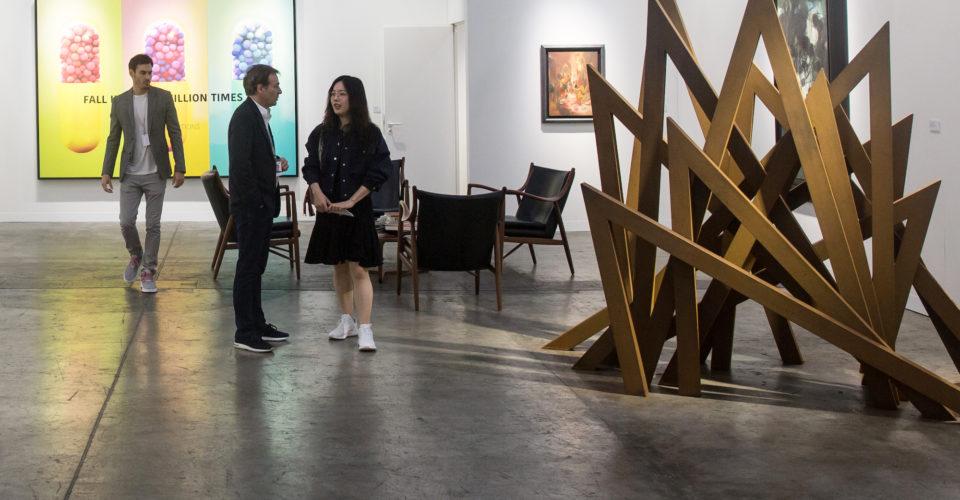 ABHK19, Galleries, de Sarthe Gallery, PR