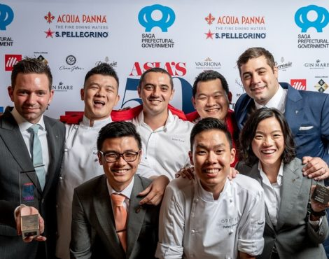 Asia's 50 Best Restaurants Awards 2020 Honors 8 Hong Kong Restaurants