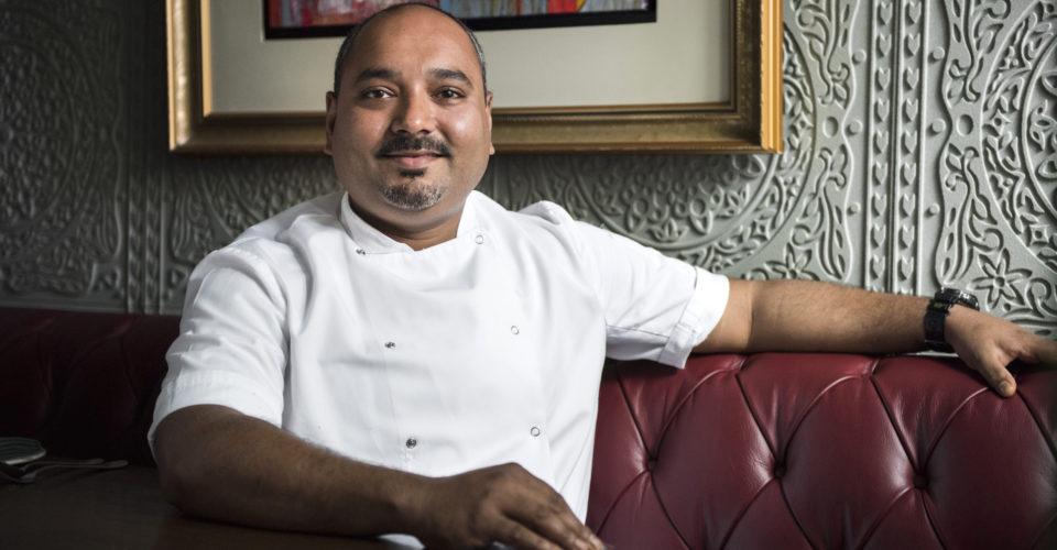 Head Chef Palash Mitra 2