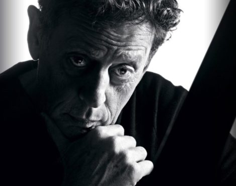 Swire Denim: Philip Glass' David Bowie II: May 8-9