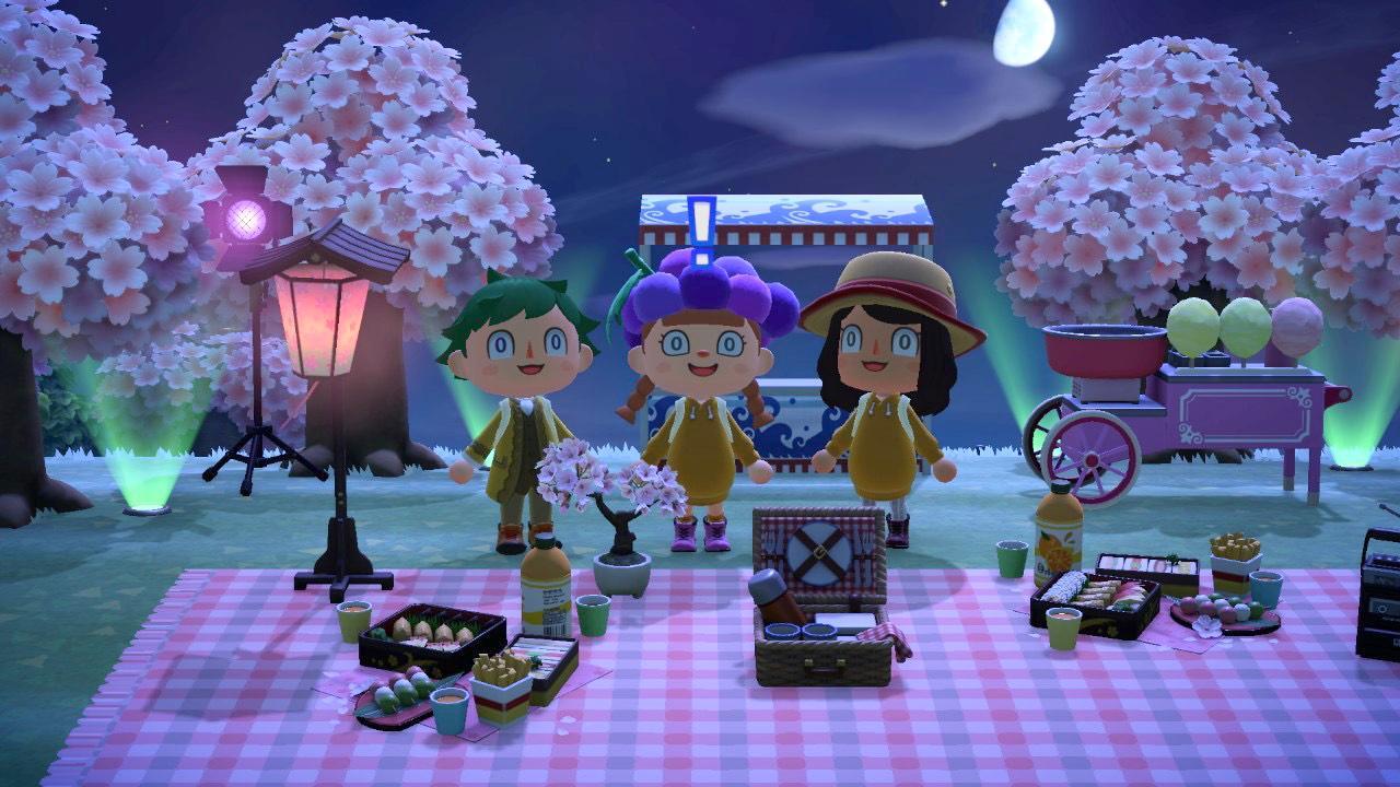 Beach Diner Animal Crossing