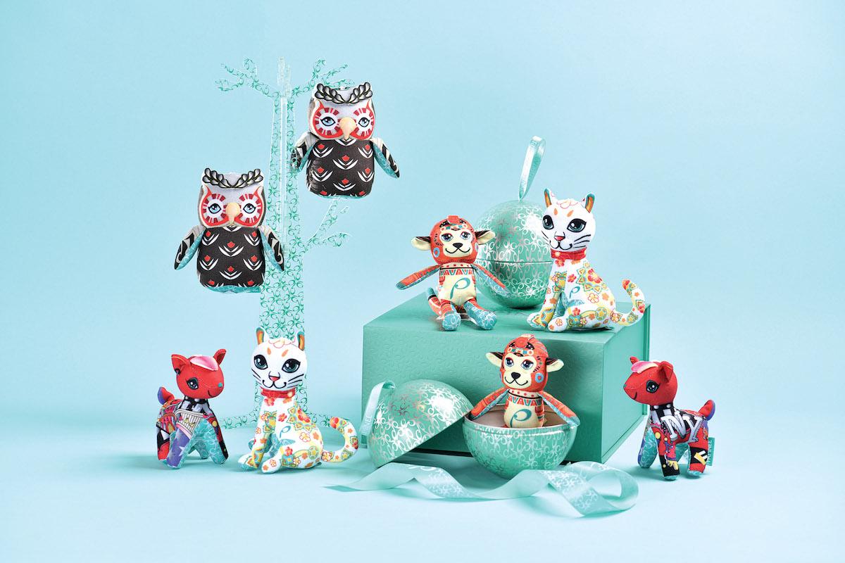PAPINEE plush toys
