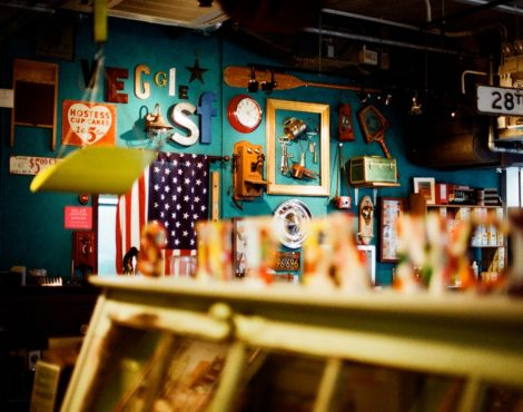 Spotlight: Cali Cool Eats at Veggie SF