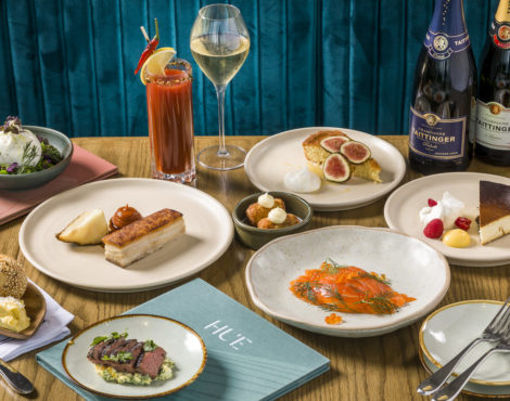 Hue Launches Sunday Brunch with Taittinger to Brighten Your Weekend