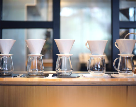 Six methods of enjoying coffee at home while supporting your local cafes
