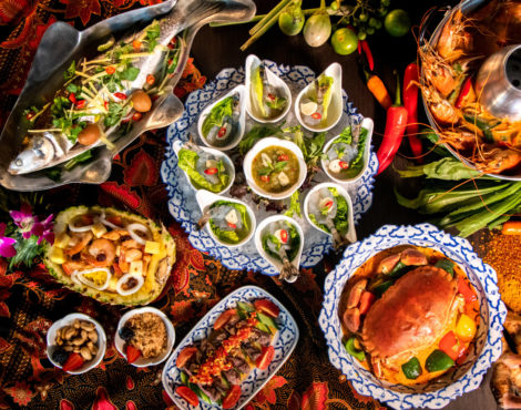 Hotel ICON Celebrates Songkran with Thai Dishes: April 14-26