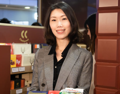 Next Up: Katie Chan of The Chocolate Club Hong Kong