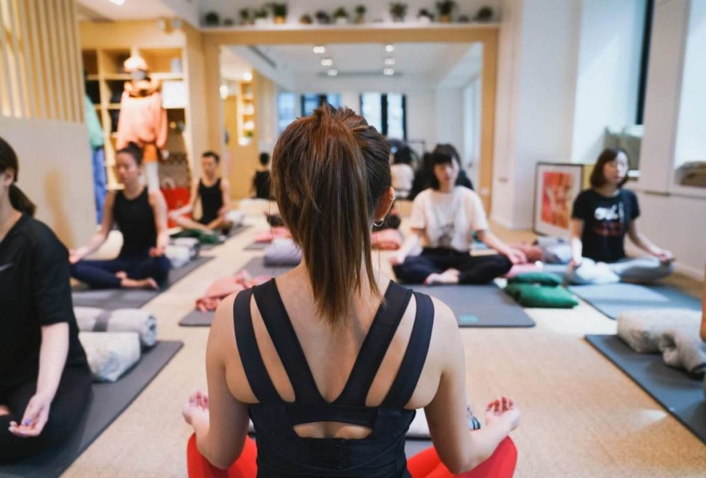 Enhale Meditation Studio. Photo: Enhale website