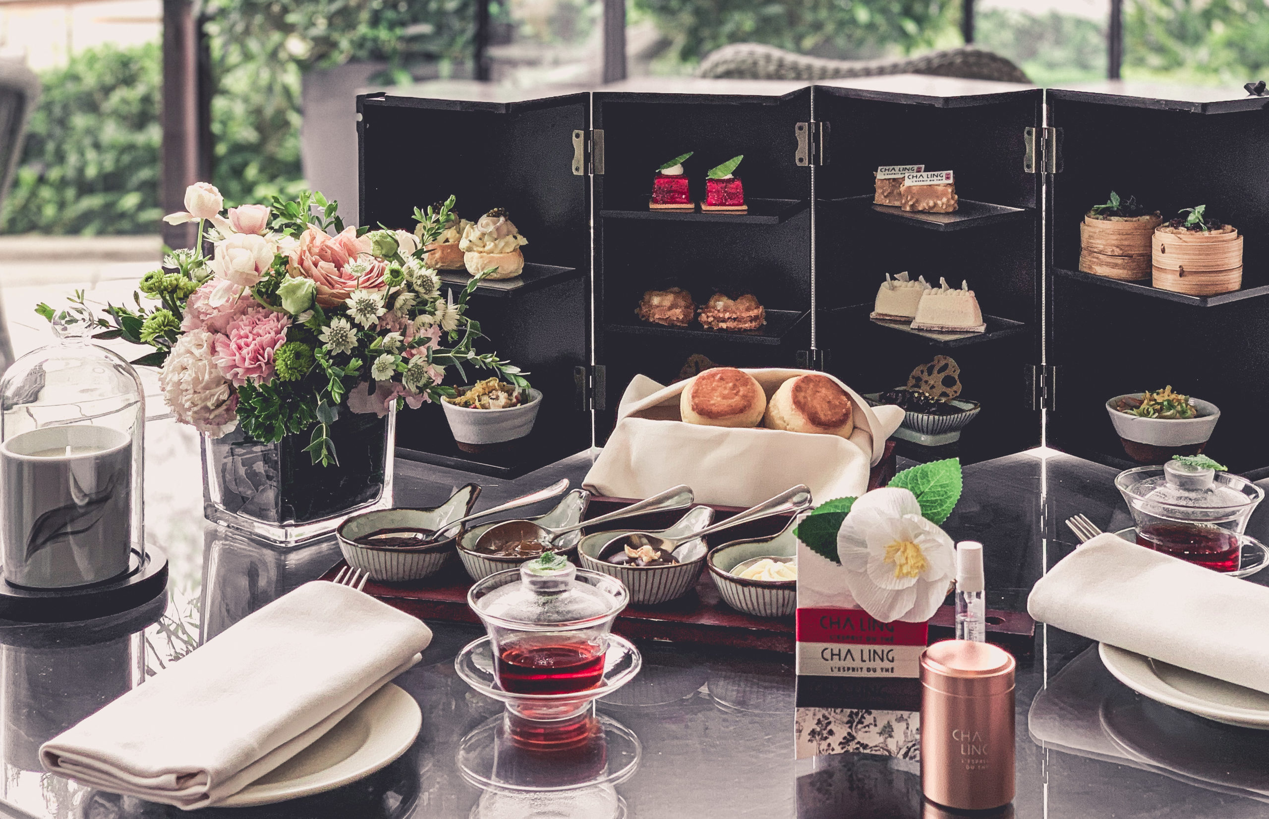 Mother's Day 2020 afternoon tea at Kerry Hotel