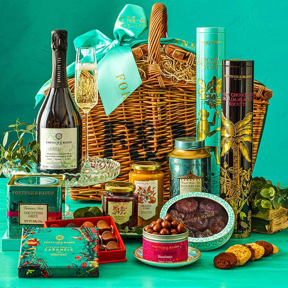 Mother's Day 2020 fortnum and mason hamper