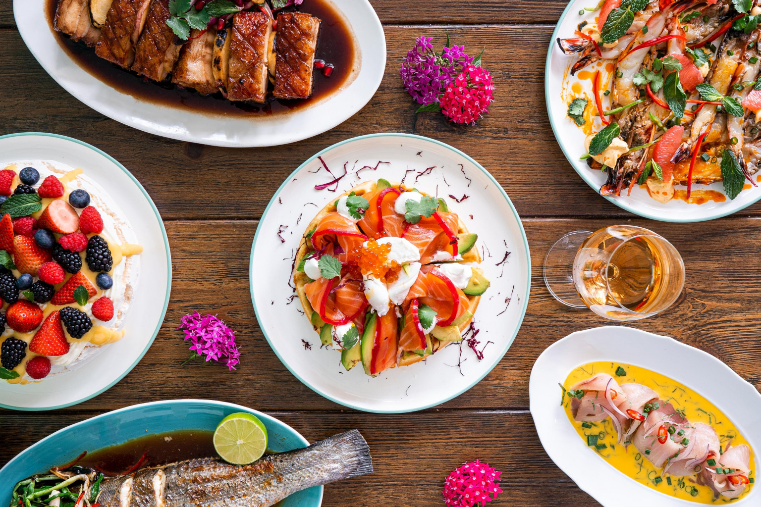 Limewood brunch for Mother's Day 2020
