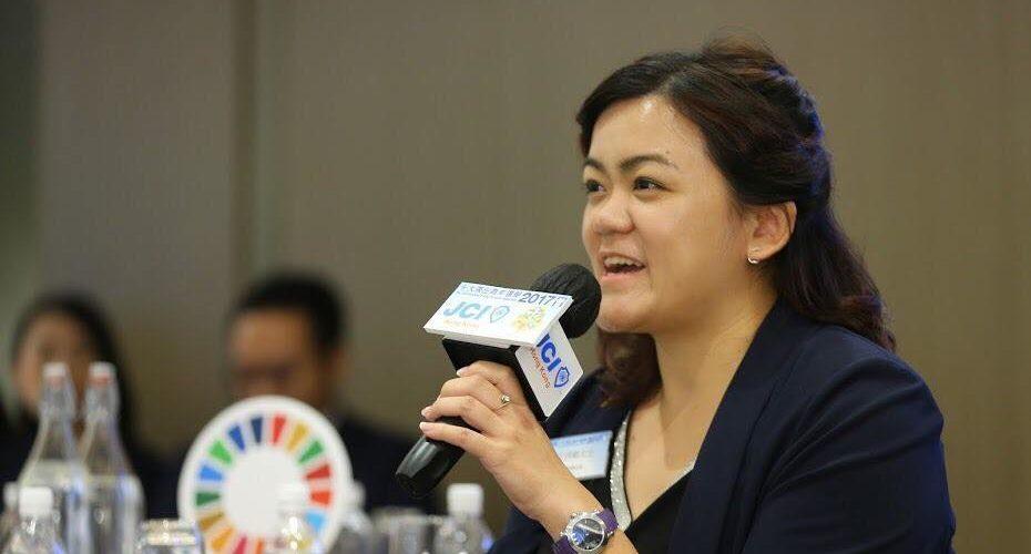 Lena Wong of HK Momtrepreneurs