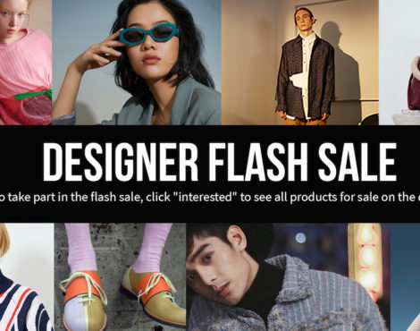 Support Small Businesses at Designer Flash Sale: May 9-10