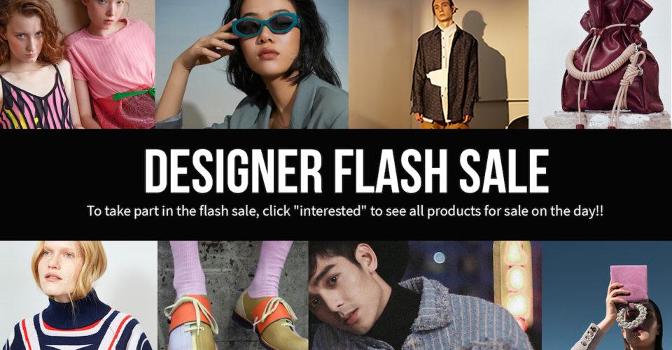 Designer Flash Sale