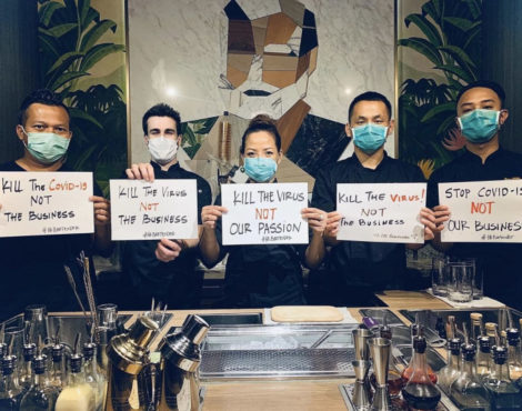 The Save Hong Kong F&B Alliance Launches The Wipeout 2020 Initiative