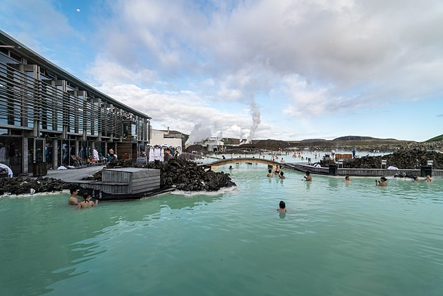 Visit the Blue Lagoon on a solo trip to Iceland