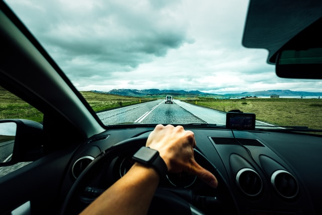 drive the wide open roads on a solo trip to iceland