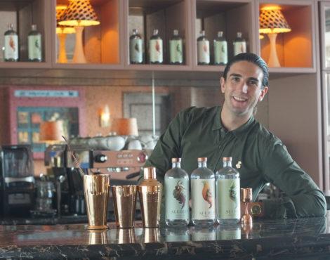Hot Seat: Seedlip Drink's Sebastian Robinson on Non-Alcoholic Spirits
