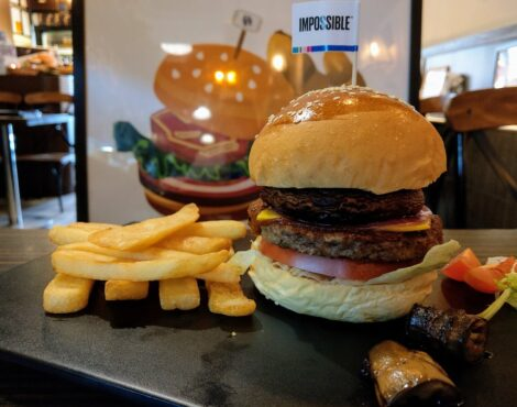 These are Hong Kong's Best Impossible Burgers